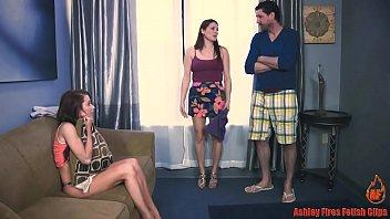 Sexo em familia fodendo suas duas irmas