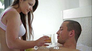 Sexo quente com mulher de corpo perfeito
